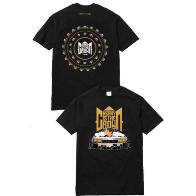 Big K.R.I.T. Heavy Is the Crown tour tee