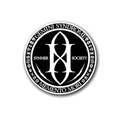 Gemini Syndrome Synner Society Patch