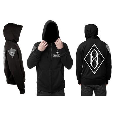 Gemini Syndrome Synner Society Zip-Up Hoodie