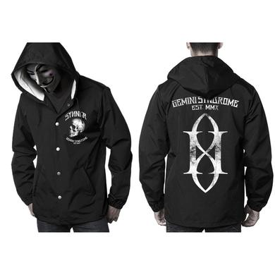 Gemini Syndrome Original Synner Hooded Windbreaker Jacket