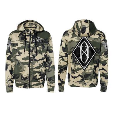 Gemini Syndrome Army Synner Society Camo Jacket