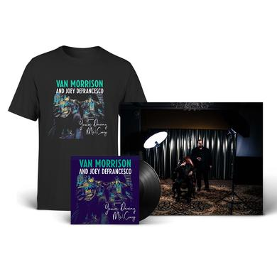 Van Morrison You're Driving Me Crazy LP + Tee + Lithograph + Download