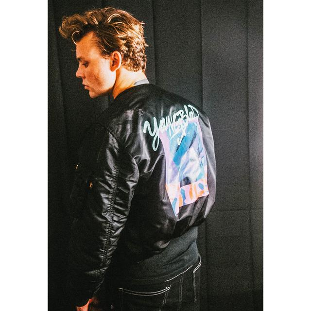 5 Seconds Of Summer YB Customizable Bomber