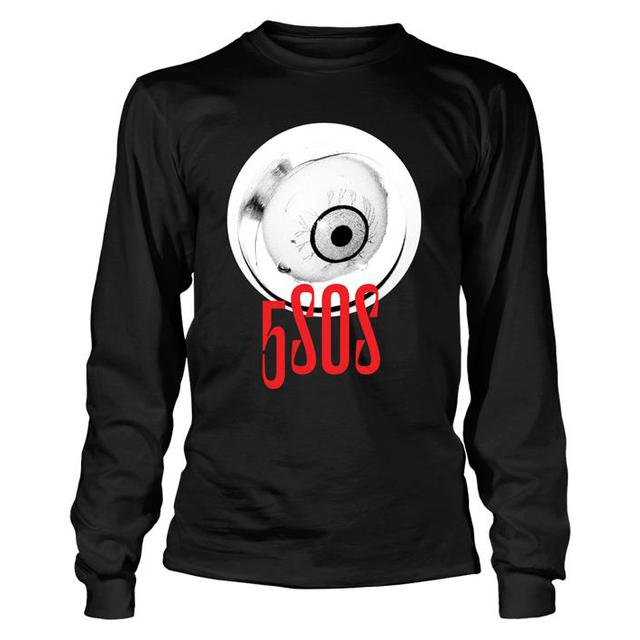 5 Seconds Of Summer LIMITED EDITION Eyeball L/S