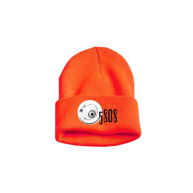 5 Seconds Of Summer LIMITED EDITION Eyeball Beanie