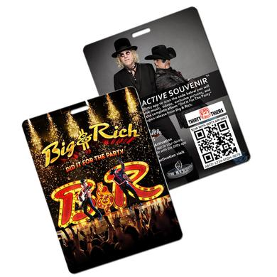 Big & Rich Big and Rich iDitty Card