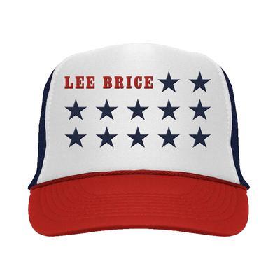 Lee Brice Patriotic Trucker Hat