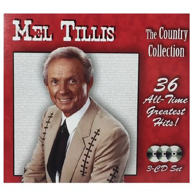 Mel Tillis 3 CD Country Collection