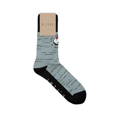 K.Flay Moon In Space Socks