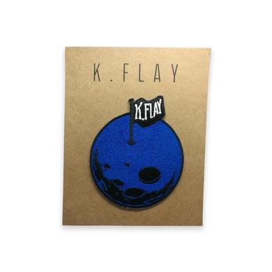 K.Flay Blue Moon Patch
