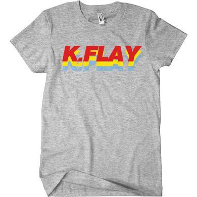 K.Flay Triple Logo Tee
