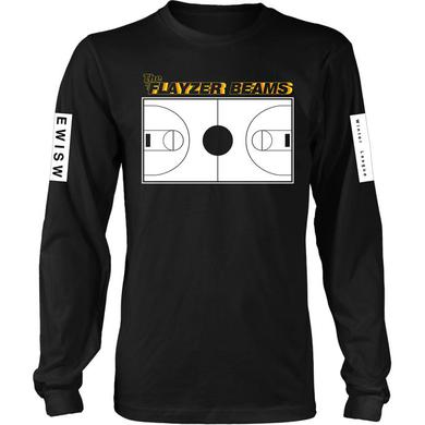 K.Flay Flayzer Beams Long Sleeve Tee (Black)