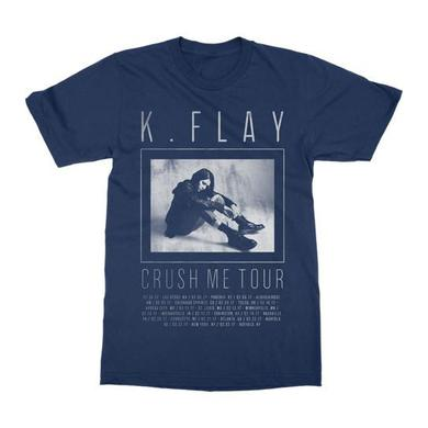 K.Flay Crush Me Tour Part 2 Tee