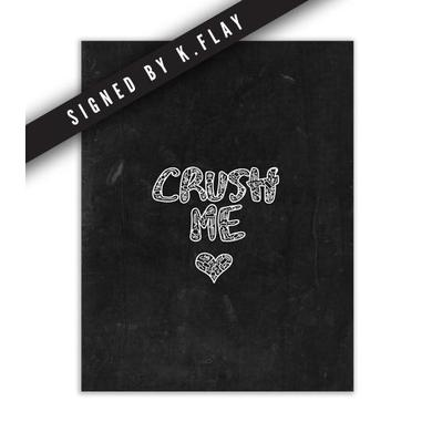 K.Flay Crush Me Book