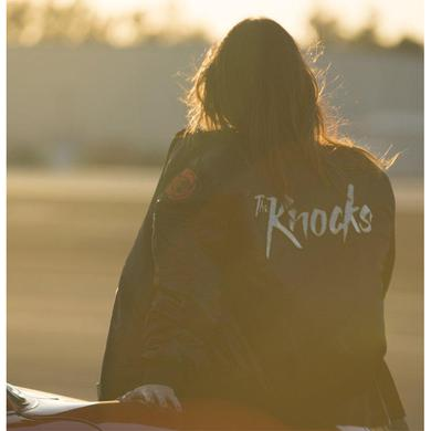 The Knocks 'Rose' Silver Especial Bomber