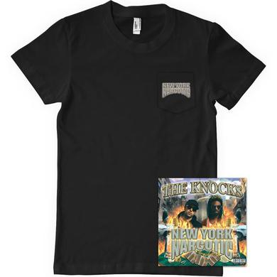 The Knocks New York Narcotic Album Pre-order + NYN Pocket Tee