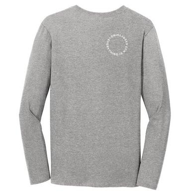 Lido Heather Grey Long Sleeve