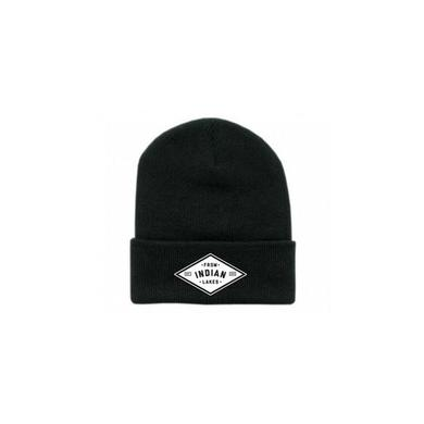 From Indian Lakes Black Beanie