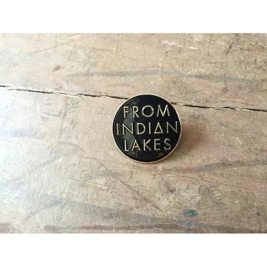 From Indian Lakes Enamel FIL Pin
