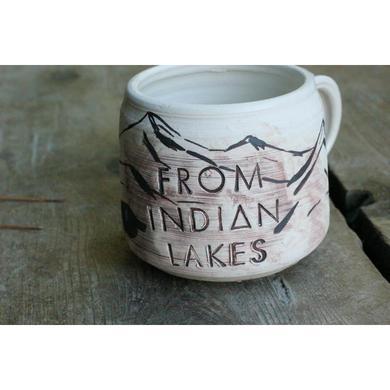 From Indian Lakes Hand Made FIL Mug