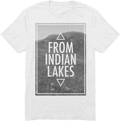 From Indian Lakes Mountain T-Shirt