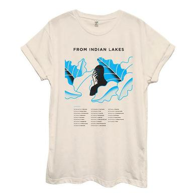 From Indian Lakes 2016 North American Tour Tee
