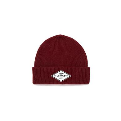 From Indian Lakes Maroon Beanie