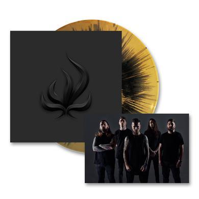 Bury Tomorrow Black Flame Vinyl LP (Exclusive Gold/Black Splatter Vinyl) LP