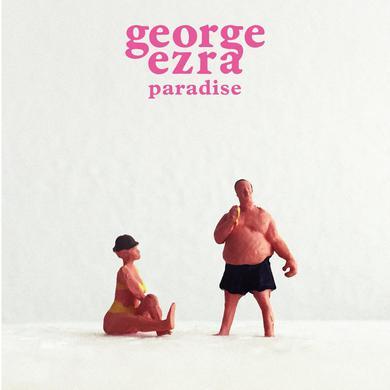 """George Ezra PARADISE - 7"""" PICTURE DISC"""