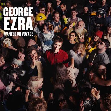 George Ezra Wanted On Voyage - CD