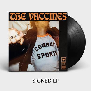 The Vaccines Signed LP (Vinyl)