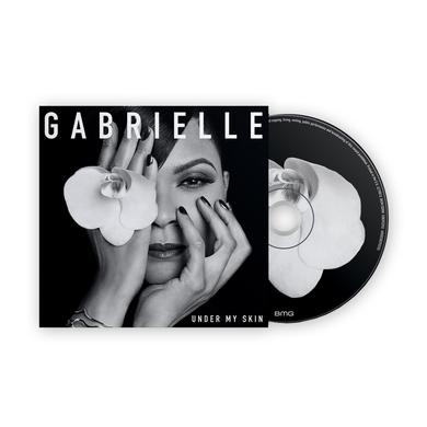 Gabrielle Under My Skin CD Album (Signed) CD