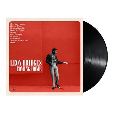 Leon Bridges Coming Home 12' Vinyl