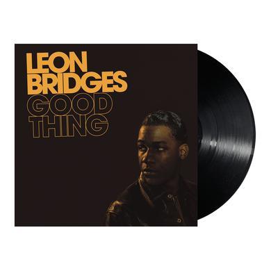 Leon Bridges Good Thing 12' Vinyl (Black)