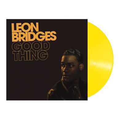 Leon Bridges Good Thing 12' Vinyl (Yellow)