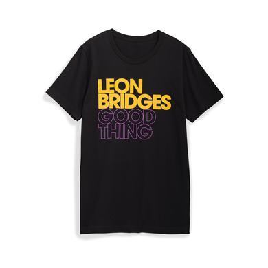 Leon Bridges Good Thing Logo T-Shirt