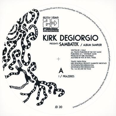 Kirk Degiorgio - Sambatek Originals [2013]