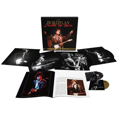 Bob Dylan Trouble No More: The Bootleg Series Vol. 13 (1979-1981) - 4LP