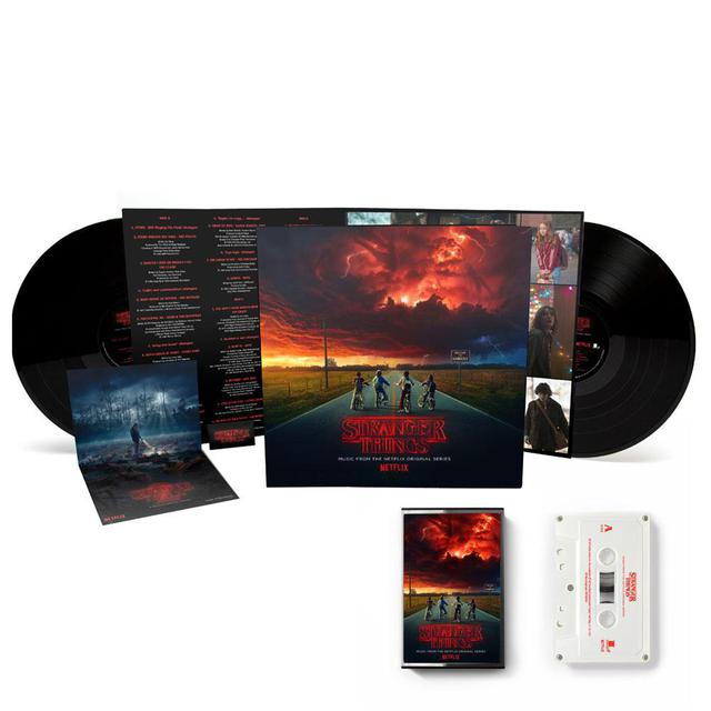 Stranger Things: Music From Netflix Series / Var