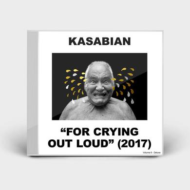 Kasabian For Crying Out Loud - Deluxe 2CD