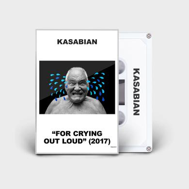 Kasabian For Crying Out Loud - Exclusive Cassette