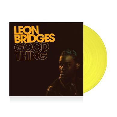 Leon Bridges GOOD THING - LIMITED YELLOW LP (Vinyl)