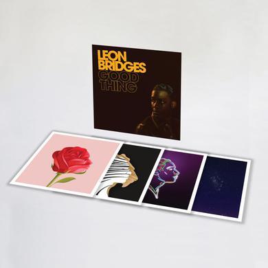 Leon Bridges GOOD THING + LITHO SET