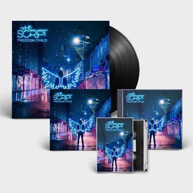 The Script FREEDOM CHILD - CD + DELUXE CD + LP + CASSETTE (Vinyl)