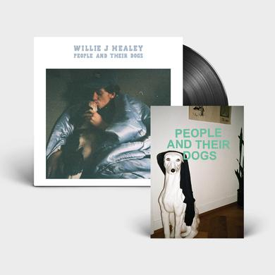 Willie J Healey PEOPLE AND THEIR DOGS - LP + ZINE (Vinyl)