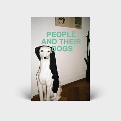 Willie J Healey PEOPLE AND THEIR DOGS - ZINE