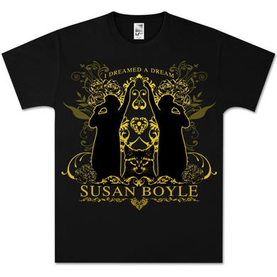 Susan Boyle A Dream Black T-Shirt