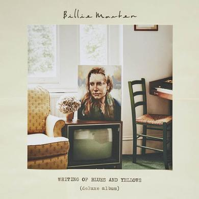 Billie Marten Writing of Blues and Yellows Deluxe CD