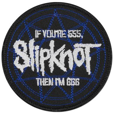 Slipknot I'm 666 Patch