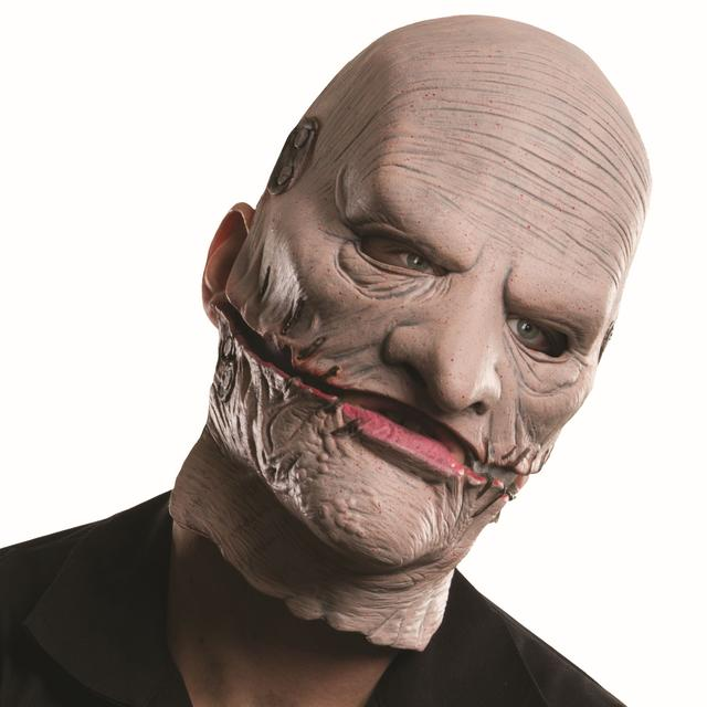 Slipknot Corey Mask w/ Removable Upper Face